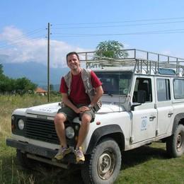 Da volontario a osservatore Osce  «La mia sfida per pace e sicurezza»