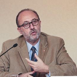 Il segretario della Cgil e il territorio  «Non c'è uno straccio di strategia»