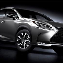 Lexus NX Hybrid  «Prima» a Curno