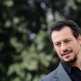 Team Bonaldi sul set di Italian Race  Un film con l'attore Stefano Accorsi