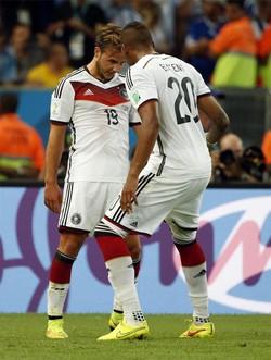 E la Germania festeggia quarto titolo mondiale