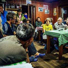 Orobie e il trekking sulle Grigne  Nives Meroi racconta l'Ottomila