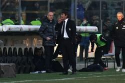 Antono Conte zittisce il pubblico a Bergamo quando era allenatore dell'Atalanta