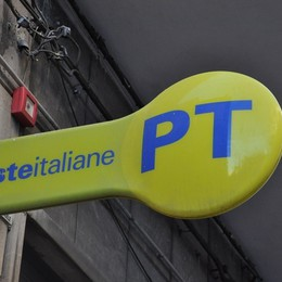 Pagamenti con carte e bancomat  negli uffici postali di Bergamo