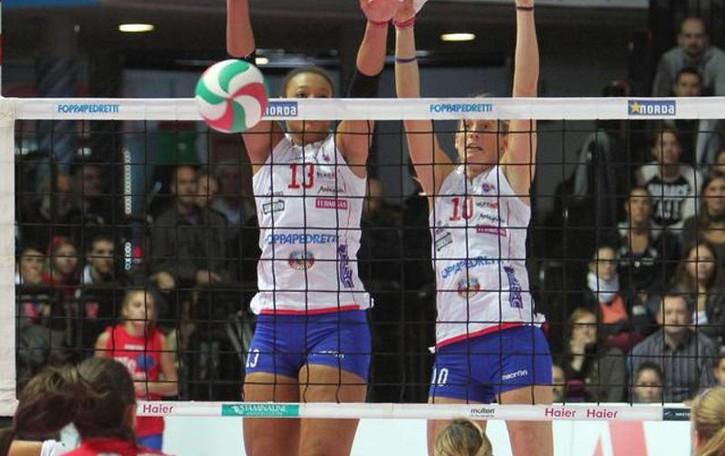 Pallavolo: ecco le 12 della serie A1  Le avversarie del Volley Bergamo