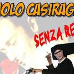 Stasera «Senza rete»  Lo show di Casiraghi