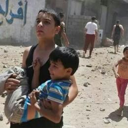 Bergamo-Amman, un ponte medico per aiutare i bambini di Gaza