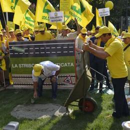 Espropri Brebemi, ancora tensioni «Impegni seri o nuove proteste»