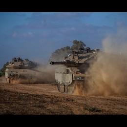 Israele invade la Striscia di Gaza  Netanyahu: «Costretti ad agire»