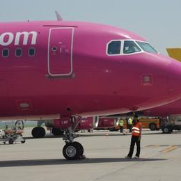 Wizz Air vola da Orio a Kiev  «Non sorvoleremo l'Ucraina dell'Est»