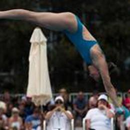 Bergamo: Europei giovanili di tuffi  Belsasso arriva 5ª  e va ai Mondiali