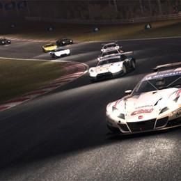 Virtuale sì, ma nemmeno troppo  A paletta con Grid Autosport