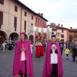 Appuntamenti di domenica 20 luglio  Festa in Rocca a Urgnano: gran finale