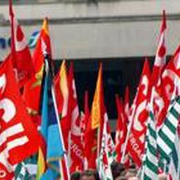 Presidio dei sindacati a Roma:  «Ammortizzatori, vogliamo risposte»