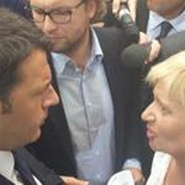 La vedova del macellaio a Renzi: «Chiediamo giustizia per Pietro»
