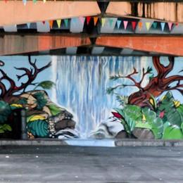 Graffiti, non  solo pasticci e frasi volgari «Boccaleone è stato un buon esempio»
