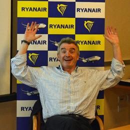 Ryanair vola sempre più alto Boom di utili: +152% nel 1° trimestre