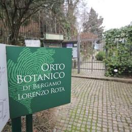 «Wiki Loves Monuments»  C'è anche l'Orto Botanico di Bergamo