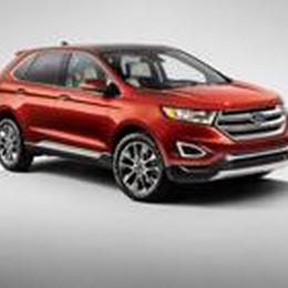 Ford svela Edge  il Suv per il 2015