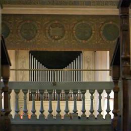 Appassionati d'organo a Bergamo  «Una città d'inaspettata bellezza»