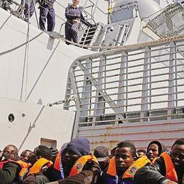 Mare Nostrum, Federica salpa  per salvare i    bimbi in fuga