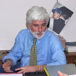 Sovere, ex sindaco in manette Minerva arrestato per stalking