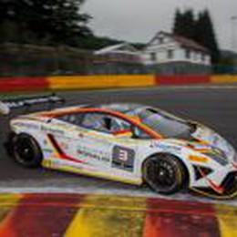 Supertrofeo Lamborghini  Team Bonaldi, doppio ok a Spa