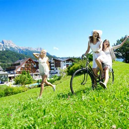 Bimbi in Austria  nei Best Wellness