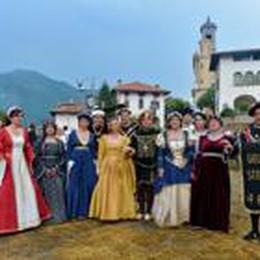 Appuntamenti di domenica 6 luglio  Feste medievale a Vall'Alta di Albino