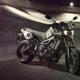 Yamaha, nuova MT  La 09 Street Tracker