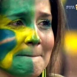 Disastro mondiale, verdeoro umiliati  La Germania rifila 7 gol al Brasile