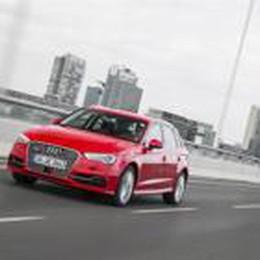 Audi A3 e-tron  Debutto elettrico