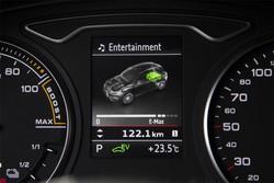L'Audi A3 Sportback e-tron