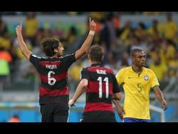 Incredibile 7-1 al Brasile, Germania in finale