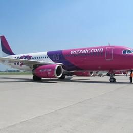 Da Orio si vola per Chisinau  Con Wizz Air dal 2 novembre