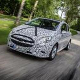 La Nuova Opel Corsa  arriverà in autunno
