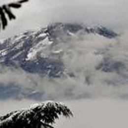 Meteo, nuovo vortice in arrivo  Attesa neve sotto i duemila metri