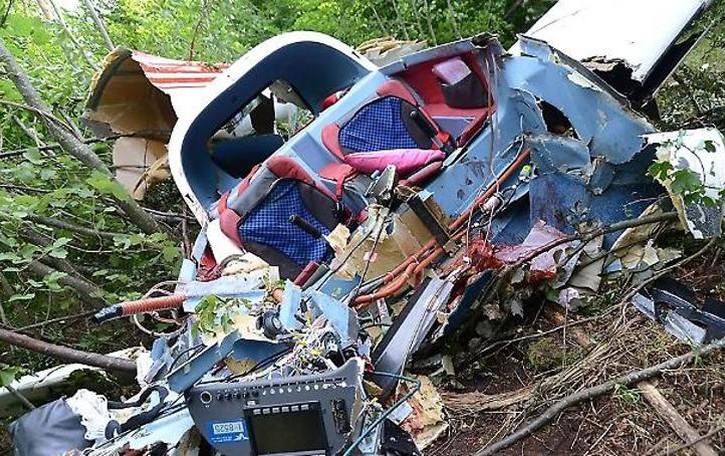 Cade ultraleggero in volo da Capriate  Un morto, grave il pilota bergamasco