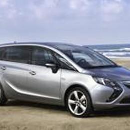 Opel Zafira Tourer  motori più silenziosi