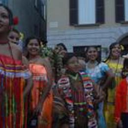 Festival internazionale del folclore   Dal 20 balli e canti della tradizione