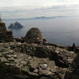 Irlanda, Skellig Michael  il fascino dell'inaccessibile