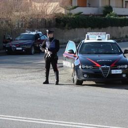 Treviolo, fugge al posto di blocco  Acciuffato dai carabinieri a Gorle