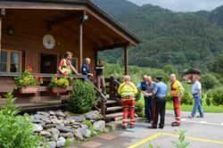 La casetta del soccorso alpino