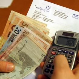 Bergamo, il debito delle famiglie  In media 24.500 euro per ognuna