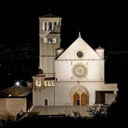 Da  Assisi a Roma a piedi  Il pellegrinaggio dei giovani