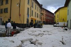 Via Cavour ad Alzano