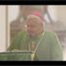 Assisi, l'omelia del vescovo Beschi