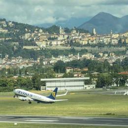 Aeroporto di Orio, nuovo record  Lunedì 37.694 passeggeri