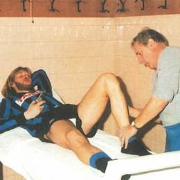 Stromberg ricorda Renzo Cividini «Massaggio e carezza all'anima»