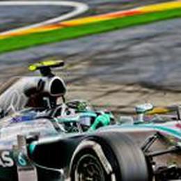 F1: Rosberg in pole position a Spa  Alonso scatta dalla 4ª posizione